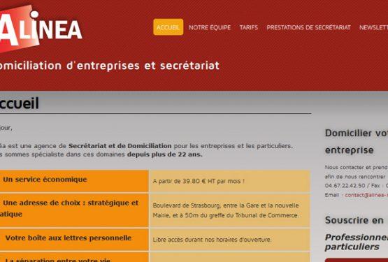 Domiciliation en ligne Alinea Montpellier