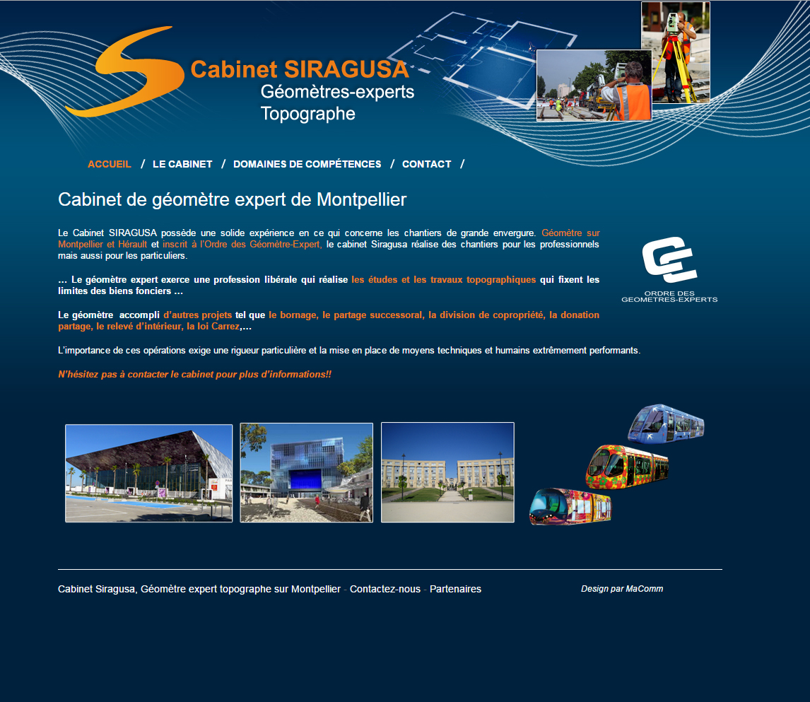 Cabinet Siragusa – Geomètre de Montpellier