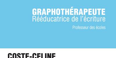 Graphothérapeute, rééducation de l'écriture